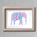 Elephant-Word-Cloud-Gift-2