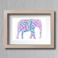 Elephant-Word-Cloud-Gift-2