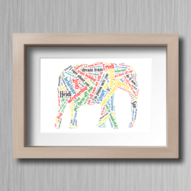Elephant-Word-Cloud-Gift-3
