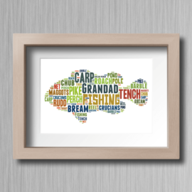 Fish-Word-Cloud