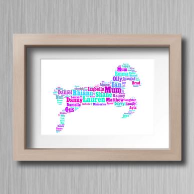 Horse-1-Word-Cloud