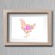 Hen-Chicken-Word-Cloud