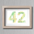 Number-42-Word-Cloud
