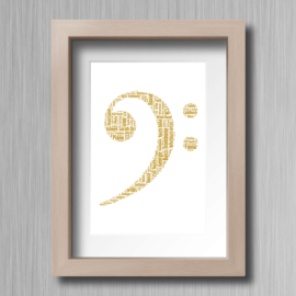 Bass-Clef-Personailsed-Word-Cloud-Gift-1